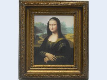 Ölgemälde Mona Lisa Reproduktion