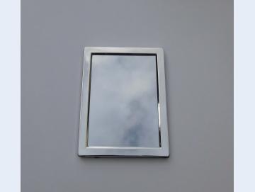 Spiegel versilbert