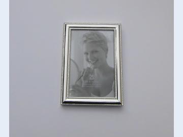 Fotorahmen versilbert 10 x 15 cm