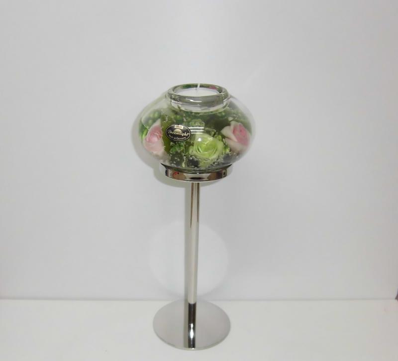 Teelichthalter mit Fuß Dreamlight